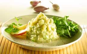 Bagt Kartoffelmos Med Æg enebærgryde med bagt kartoffelmos - opskrifter - arla