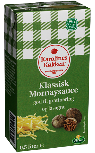 Klassisk Mornaysauce