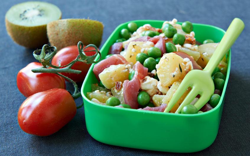 sund og nem aftensmad