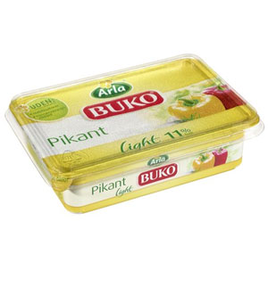 Buko® Pikant Light