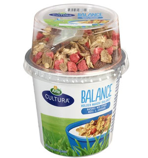 Arla Cultura® Balance naturel on-the-go